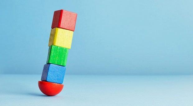 Zuverlässigkeit ist der Grundstein für Erfolg - ist der Chef nicht verlässlich, kommt die Firma ins Wanken.