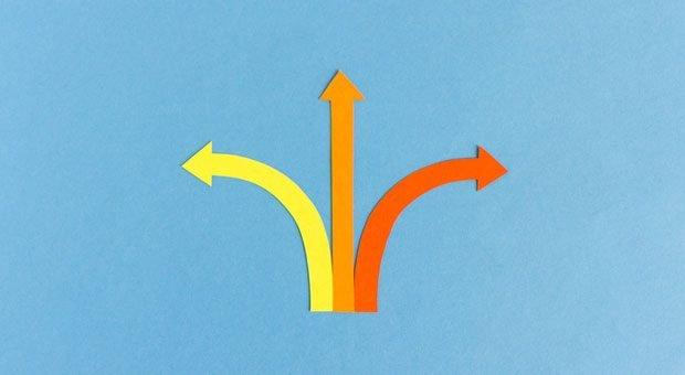 Als Chef steht man jeden Tag vor vielen Entscheidungen. So finde man seinen ganz eigenen Weg.