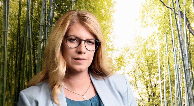 Ihr soziales Engagement, etwa für die Baumpflanzinitiative Plant-for-the-Planet, half Vanessa Weber dabei, aus ihrem Unternehmen eine starke Arbeitgebermarke  zu machen.