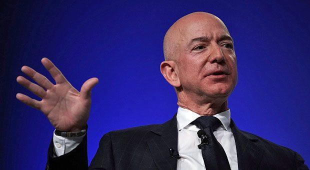 Amazon-Gründer Jeff Bezos: Seine Marotten und Ideen stoßen nicht immer auf Gegenliebe.