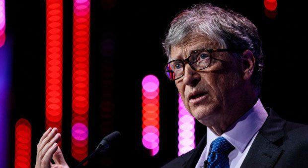 Bill Gates hat ein Vermögen von 102 Milliarden US-Dollar - reicher ist nur Amazon-Chef Jeff Bezos.