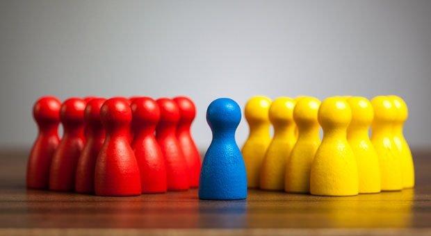 Midijobs stehen zwischen Minijobs und reguläreren Beschäftigungen.