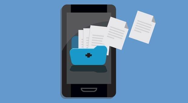 Gut sortiert: Die digitale Personalakte organisiert Mitarbeiterdaten - ganz ohne Papier.