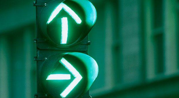 Geradeaus - oder doch lieber abbiegen? Strategische Entscheidungen wie diese sind nicht leicht zu treffen.