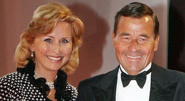 Trigema-Chef Wolfgang Grupp und seine Frau Elisabeth. Sie entscheidet, welches Kind die Firma übernimmt.