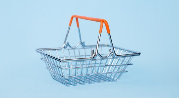 Leere Einkaufskörbe, weil die Kunden ausbleiben? Das könnte an einem simplen Marketing-Fehler liegen.