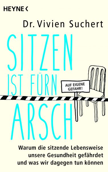 """Cover """"Sitzen ist fürn Arsch"""""""