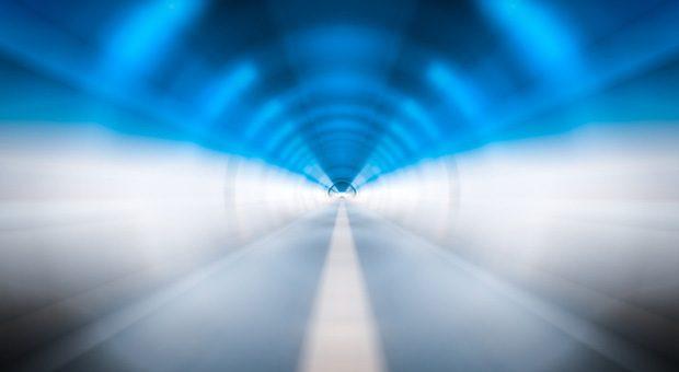 Tunnelblick: Wer im Flow ist, nimmt seine Umwelt kaum noch wahr.
