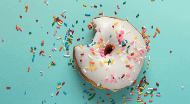 Zum Anbeißen: Die richtigen Verkaufstrigger machen Ihr Angebot unwiderstehlich - wie diesen Donut.