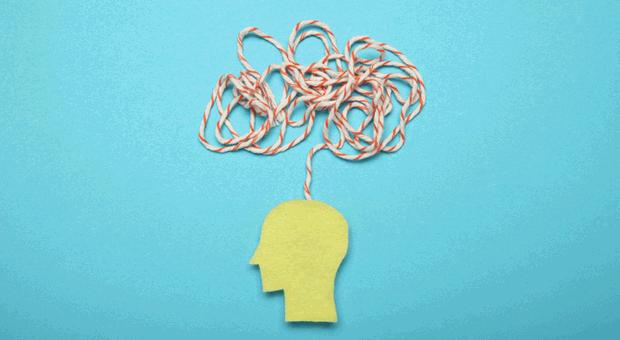 Heilloses Durcheinander: Ein Braindump hilft, wenn man nicht weiß, wie man seine Gedanken sortieren soll.