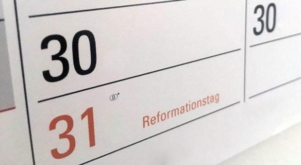 Am 31. Oktober ist Reformationstag - seit 2018 ist er in neun Bundesländern ein Feiertag.