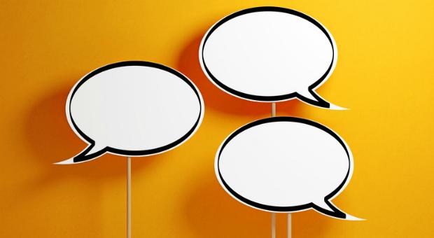 Kommt jeder zu Wort? Das hängt auch davon ab, für welches Kommunikationstool man sich im Unternehmen entscheidet.