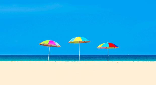Sehnsucht nach dem Strand: In den ersten Tagen nach dem Urlaub schlägt oft das Post-Holiday-Syndrom zu.