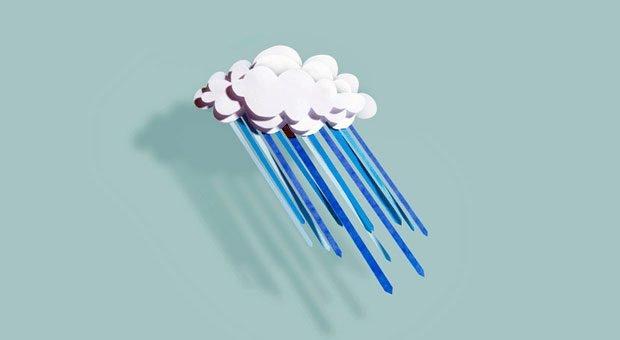 Dunkle Wolken am Horizont? Wer über Probleme reden muss, sollte nichts beschönigen.