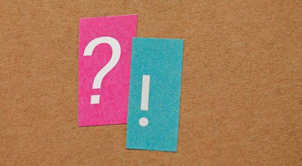 Stellen Sie Ihren Kunden Pain-Pont-Fragen. Die Antworten helfen Ihnen beim Verkauf Ihres Produktes.
