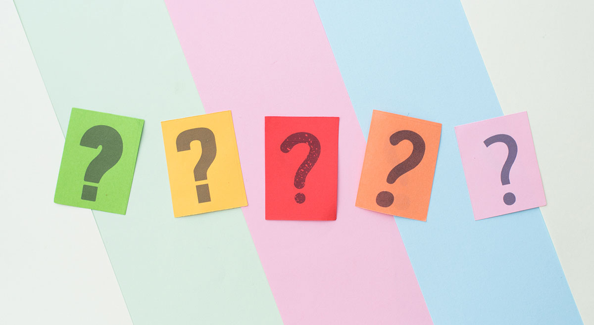 Stellen Sie diese fünf Fragen, um einen Auftrag zu prüfen..