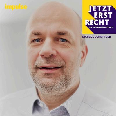 """impulse-Podcast """"Jetzt erst recht!"""" Marcel Schettler"""