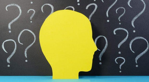 Viele Fragezeichen im Kopf? Engagement hilft in Krisenzeiten