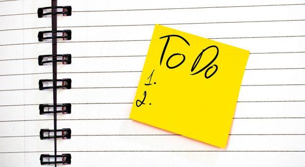 Wer eine To-do-Liste schreibt, muss aufpassen, nicht diese Fehler zu machen.