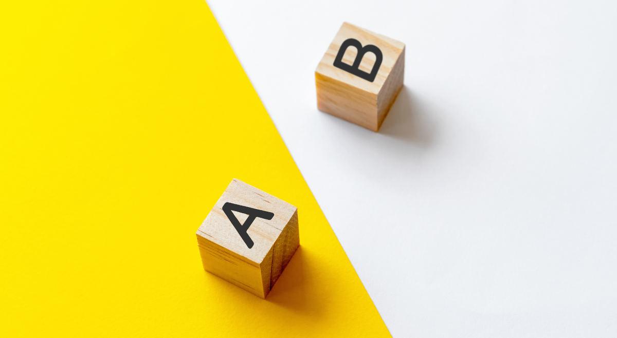 A oder B? Das Zögern bei Entscheidungen kennt jeder