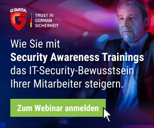 G DATA Cyber Defense - Security Awareness Trainings