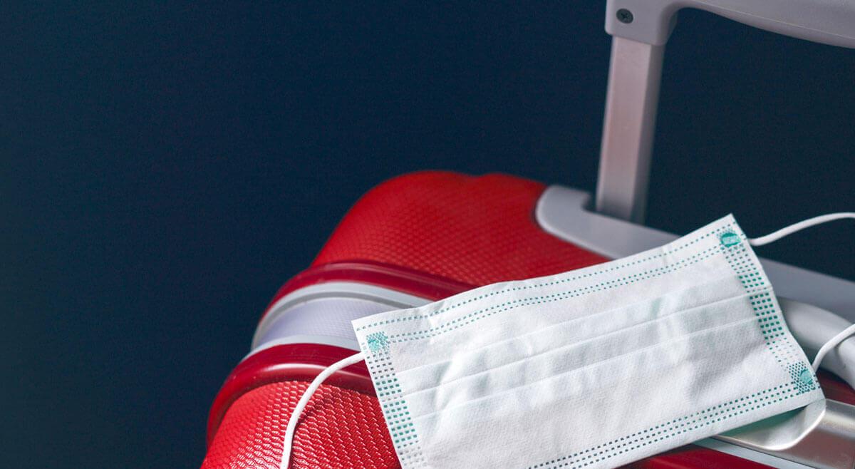 Nach Reisen in Risikogebiete sollten besondere Schutzmaßnahmen ergriffen werden