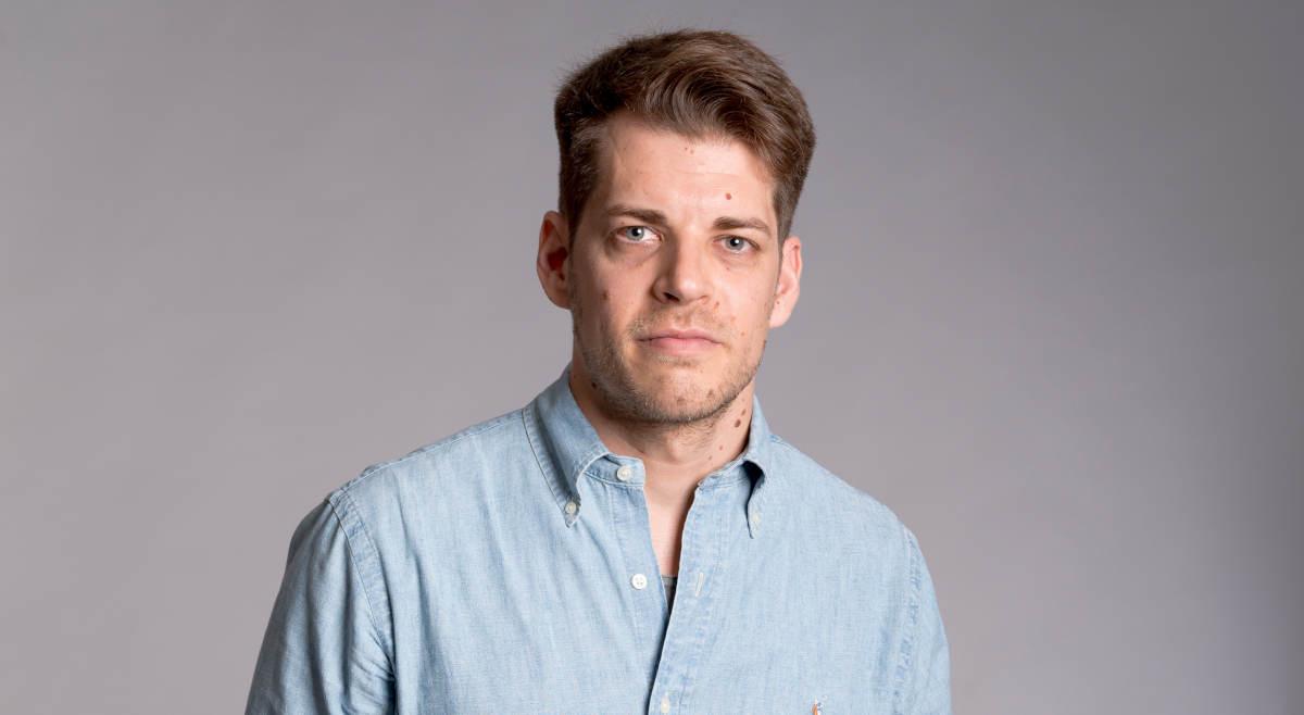Tim Ehling ist Geschäftsführer des Unternehmes Pickawood