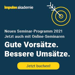 Neues Seminar-Programm 2021