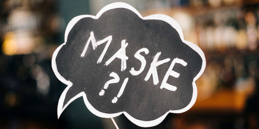Wie können Chefs die Maskenpflicht im Betrieb umsetzen?