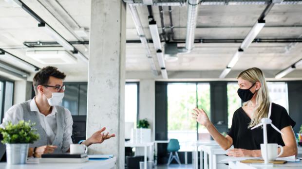 Der New-Work-Ansatz ist auf dem Vormarsch, doch welche Learnings können Sie daraus ziehen? (Foto: Shutterstock)