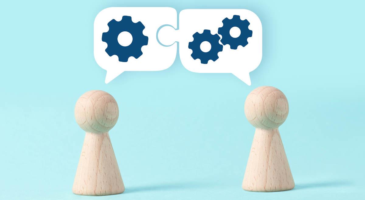 So können Chefs den Wissensaustausch im Unternehmen fördern.