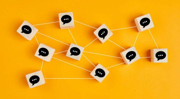 Working out loud hilft Ihnen, sich besser zu vernetzen