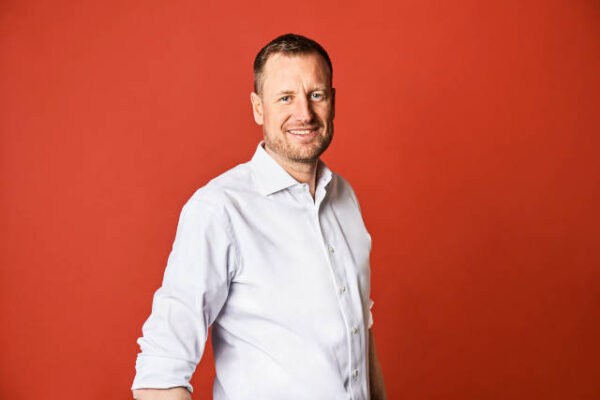 Philipp Dick CEO Scribble